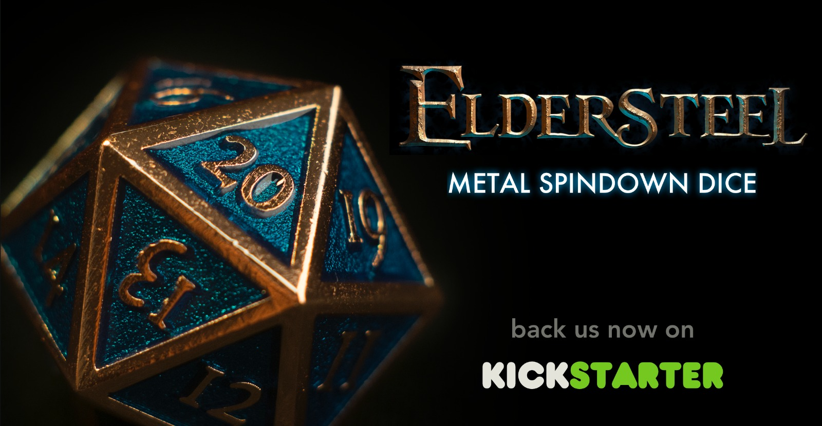 Back Eldersteel on Kickstarter