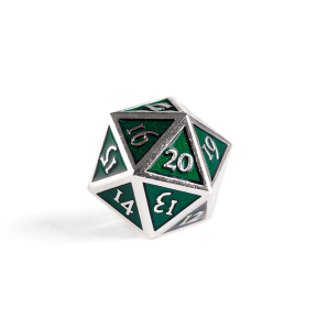 Emerald Steel Spindown Die