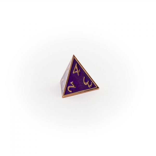 D4 Amethyst Copper