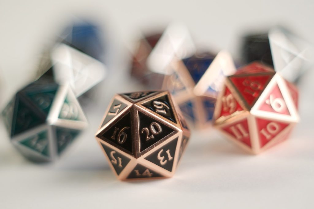 D20 Spindown Collection