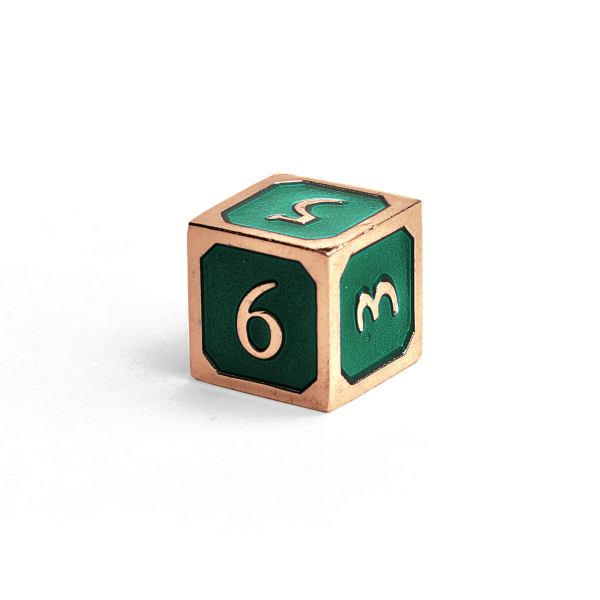 D6 - Emerald Copper