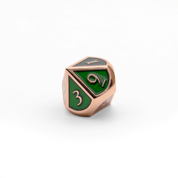 D10 - Emerald Copper