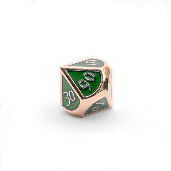 D100 - Emerald Copper