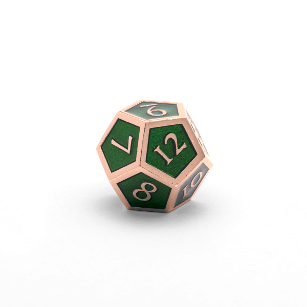 D12 - Emerald Copper